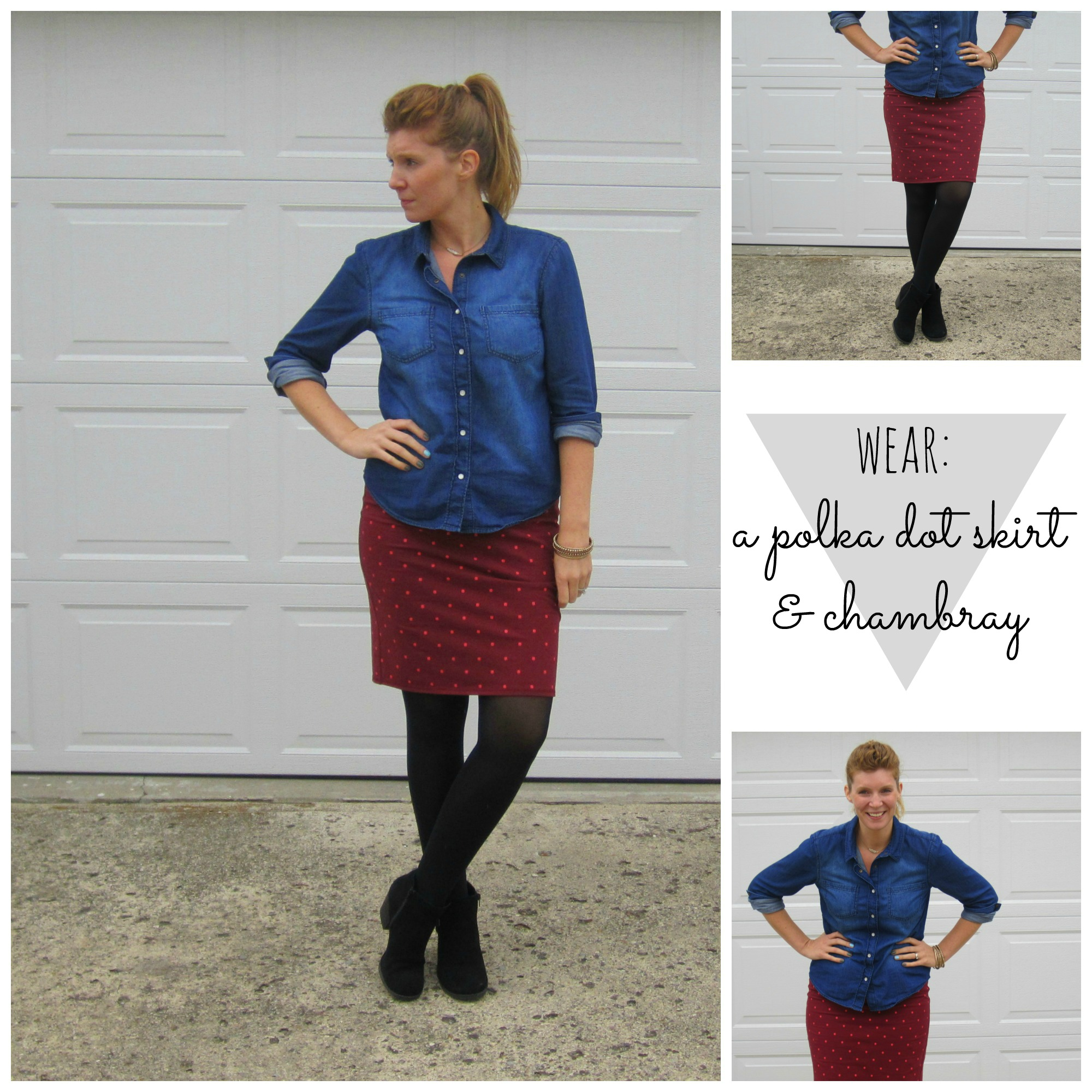 inspiration for the week plus a thrifting tip
