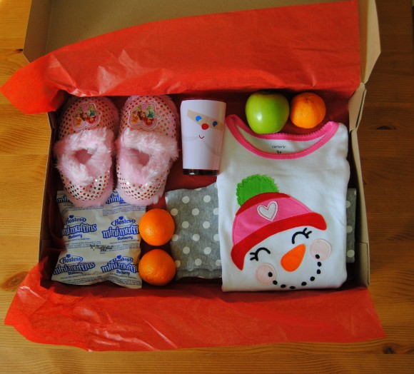 christmas eve box 0