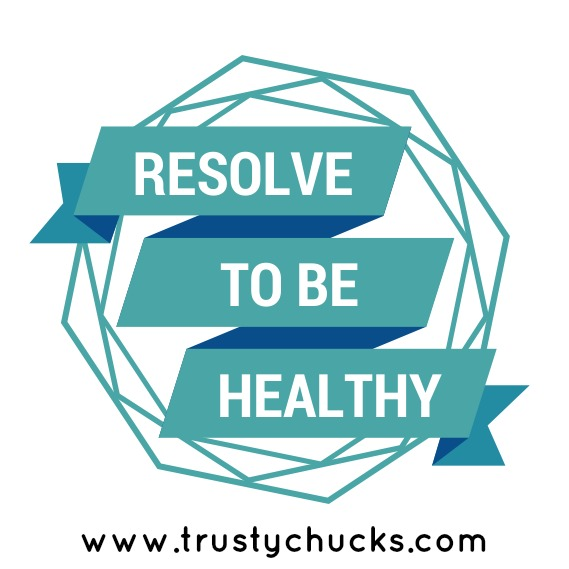 resolve to be healthy website