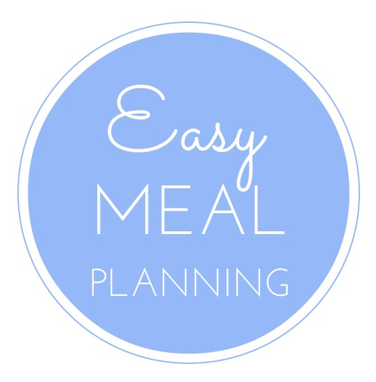 easy meal planning0