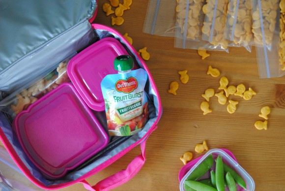 Del Monte lunch box ideas