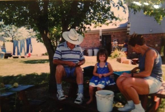 losing a grandparent