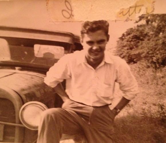 losing my grandpa