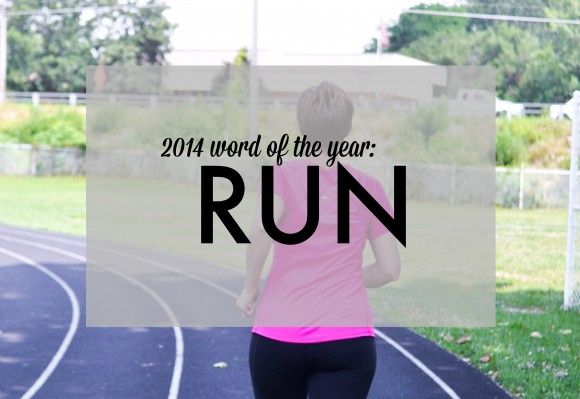 run word of the year button