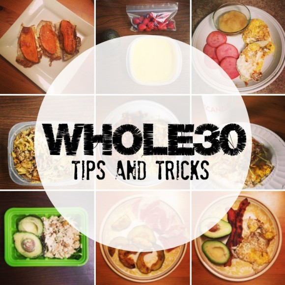 Whole30 tips and tricks button