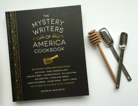 The Mystery Writers of America Cookbook edited by Kate White