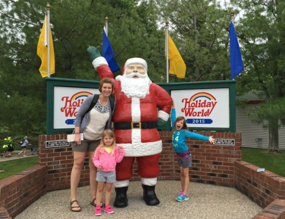 Holiday World Santa Claus