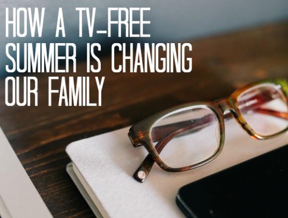 tv-free summer