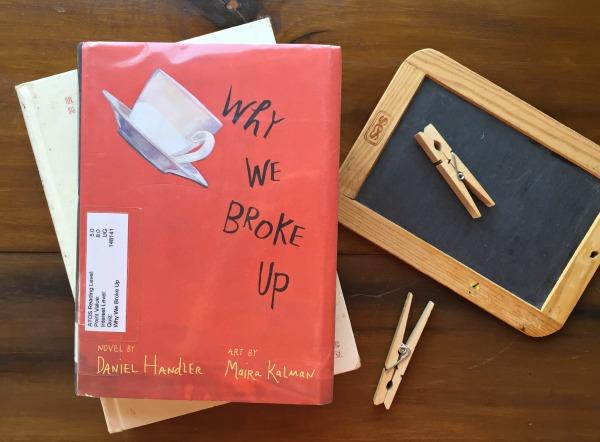 why we broke up daniel handler ending a relationship