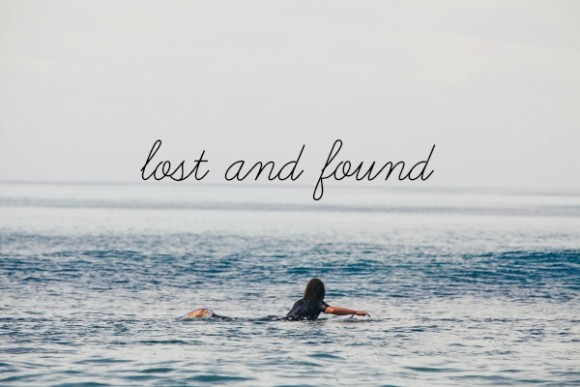 continuously lost and found