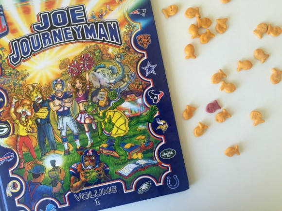 Joe Journeyman book