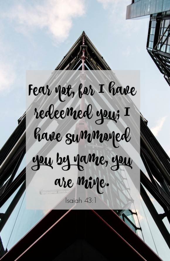Isaiah 431