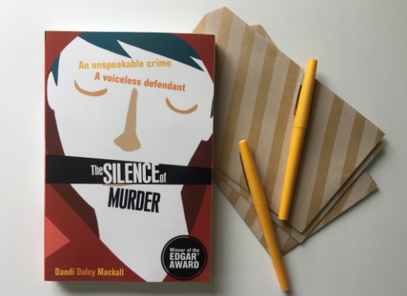 The Silence of Murder by Dandi Daley Mackall