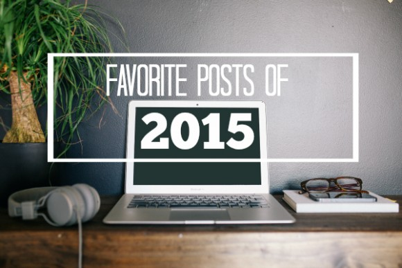 favorite posts of 2015