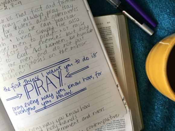journaling your quiet time 2