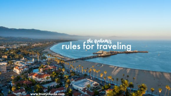 rules for traveling