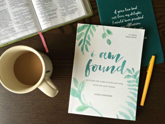 I Am Found