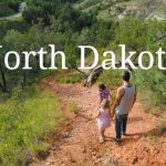 North Dakota road trip family