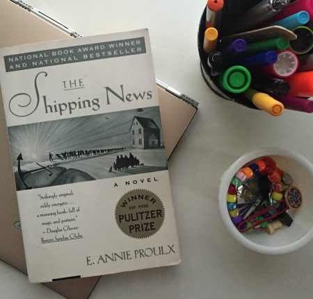 Shipping News by E. Annie Proulx
