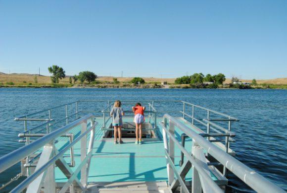 Hardin Montana Yellowtail Dam