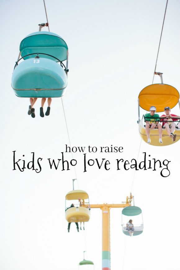 how to raise readers 1